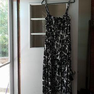 Lucky Brand wrap skirt sundress